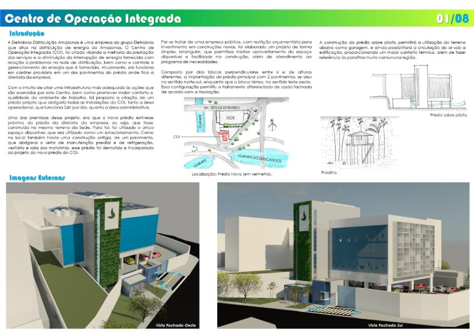 Amado Arquiteto de Manaus é finalista no 4º Prêmio Saint-Gobain de  XI44